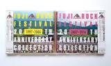 レッチリ、BECK、COLDPLAY、UNDERWORLD、WEEZER、マイブラら38組収録。フジロック20周年を記念した公式コンピレーション・アルバムの参加アーティスト発表