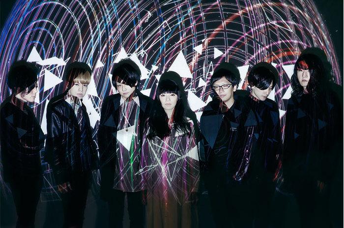 """次世代アート・バンド""""シキサイパズル""""、新メンバーとしてVJチーム westronicaより3名が加入。6/8リリースの2ndミニ・アルバムより「Fluorite」のMVも公開"""