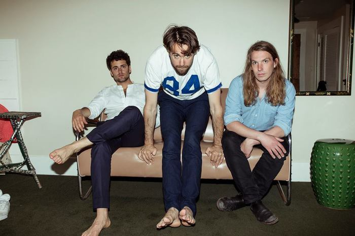 THE VACCINES、Pete Robertson(Dr)の脱退を発表