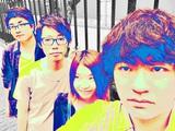 """【スマホ視聴推奨】男女混合4人組の日本語ポップス・バンド """"0℃ PARADE""""、1stアルバム『TULI』より「teenageはfantasy」のリリック・ビデオ公開"""