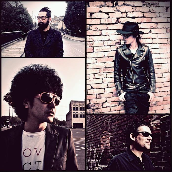 日英米混合ビッグ・プロジェクト Muddy Apes、ニュー・アルバムより「How How How」のMV公開。7/15(金)新宿ReNY公演の模様をニコ生配信決定