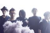downy、9/7に3年ぶりのニュー・アルバム『第六作品集『無題』』リリース決定。最新アーティスト写真も公開
