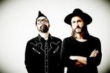 FEEDER、ニュー・アルバム『All Bright Electric』の国内盤を9/21にリリース決定。11月に東阪にて来日公演の開催も