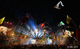 "MUSE、COLDPLAY、BECK、THE 1975らが出演した英国最大級フェス""Glastonbury Festival 2016""、9/24にフジテレビNEXTにて特番オンエア決定"
