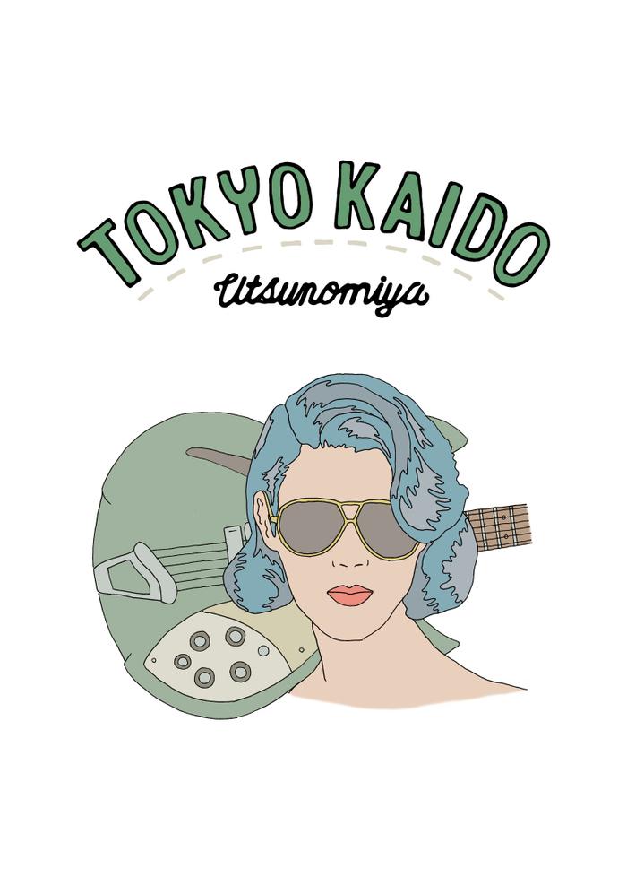 """10/10に開催される宇都宮のサーキット・イベント""""TOKYO KAIDO'16""""、第2弾出演アーティストにCOMEBACK MY DAUGHTERS、Predawn、pollyら決定"""