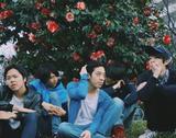 """恋する円盤のメンバーによる新バンド""""Bluems""""、新曲「Wednesday Escape」のMV公開"""