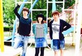 横浜発の男女ツイン・ヴォーカル3ピース・バンド THE リマインズ、9/4にリリースするニュー・シングル『宇宙には上も下もない』より「ネバーランド」のMV公開