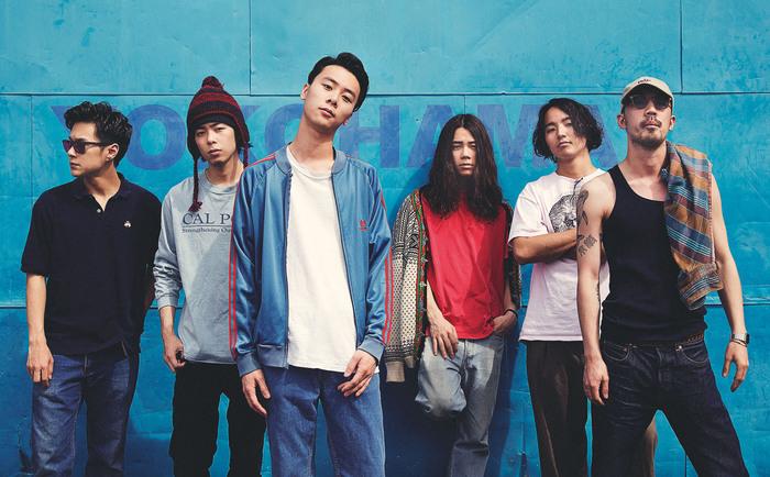 """Suchmos、ワンマン・ツアー""""TOUR MINT CONDITION""""追加公演を11/1に横浜Bay Hallにて開催決定"""