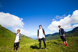 ユビキタス、11/2にニュー・ミニ・アルバム『孤独な夜とシンフォニー』リリース決定。収録曲「イナズマ」のMV公開