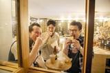 HUSKING BEE、12/7に2年8ヶ月ぶりとなるオリジナル・アルバム『Suolo』リリース決定