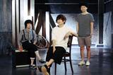 Half time Old、9/28にタワレコ限定でリリースする1stシングル『A-Z』の最新ヴィジュアル公開。東名阪にてリリース・ツアーの開催も決定