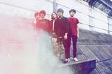 エレクトロ・ロック・バンド MARQUEE BEACH CLUB、10月より全国6都市にて1stアルバム『Flavor』のリリース・ツアー開催決定