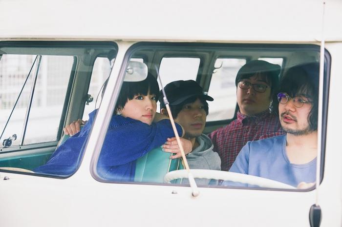 TAMTAM、9/14にリリースするニュー・アルバム『NEWPOESY』の全曲試聴トレイラー映像公開