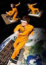 出演者はPOLYSICSのみ!? 来年1月より全国6都市にて奇跡の3マン・ツアー開催決定