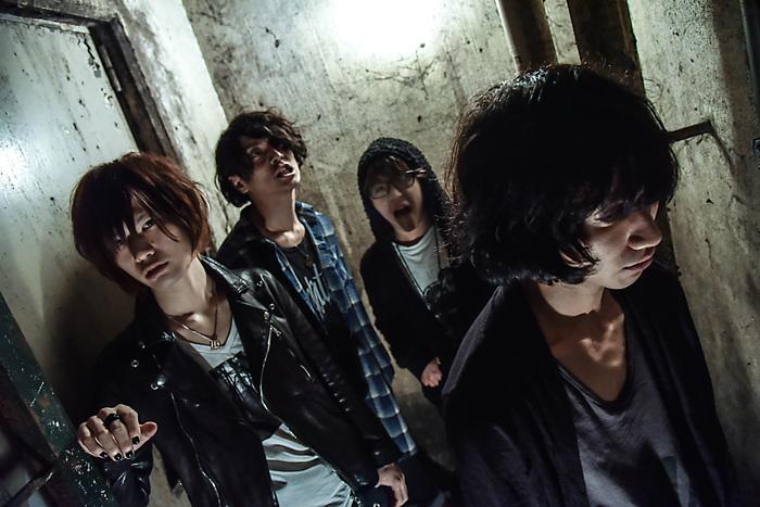 広島で結成された4人組ロック・バンド 赤丸、11/18に下北沢CLUB Queにて開催する3ヶ月連続自主企画第2弾のゲストにSaToMansion、Made in Asiaら決定
