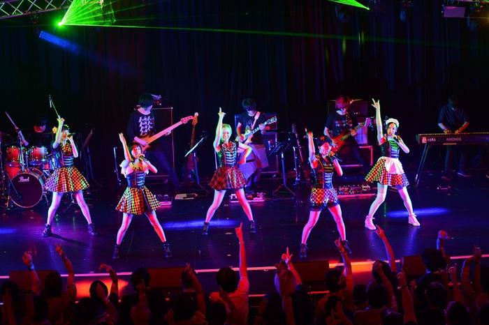 ベイビーレイズJAPAN、12/28-29に赤坂BLITZにて2デイズ3公演開催するワンマン・ライヴの詳細発表