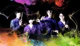 """新感覚""""おしゃかわロック""""を展開するchocol8 syndrome、1stフル・アルバム『8』より「硝子のビート」の360度パノラマMV公開"""