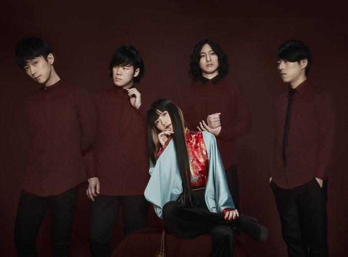 パスピエ、来年1/25に4thフル・アルバム『&DNA』リリース決定。初回限定盤にはデビュー曲から最新シングルまでの全MVを収録したDVD付属