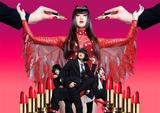 アーバンギャルド、来年1/4にリリースする4年半ぶりのニュー・シングル『あくまで悪魔』の詳細発表。最新アーティスト写真も公開