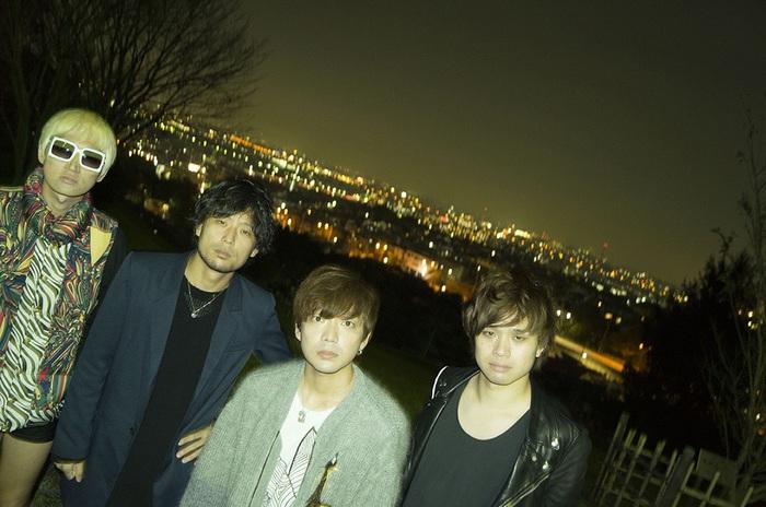 グッドモーニングアメリカ、12/14にリリースするニュー・アルバムより表題曲「鉛空のスターゲイザー」のMV公開