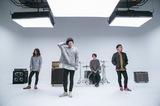 東京 八王子発のギター・ロック・バンド POETASTER、2/8にリリースする初の全国流通ミニ・アルバム『声命力』の最新ヴィジュアル公開