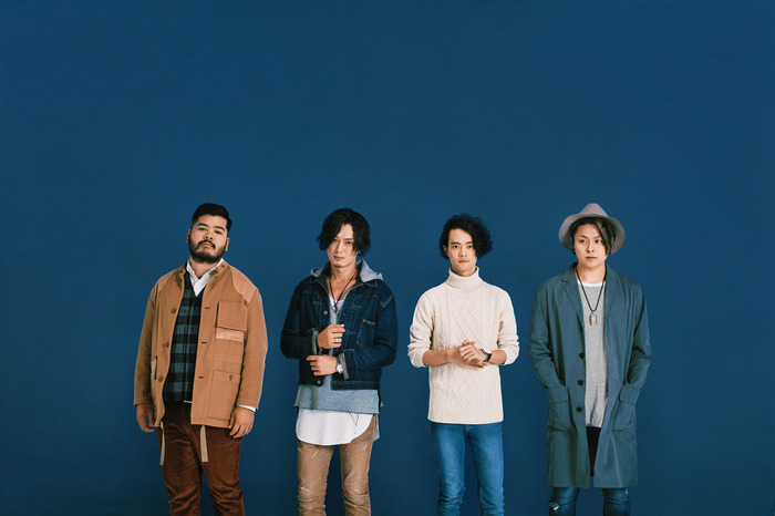 FIVE NEW OLD、3rd EP『WIDE AWAKE EP』のレコ発ツアー第1弾ゲストにFouFou、SPiCYSOLら決定