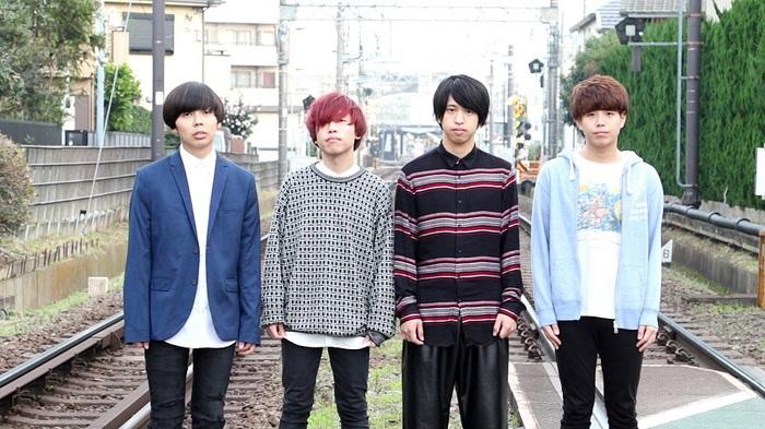 神奈川発ギター・ロック・バンド TEDDY、1/18にリリースするニュー・ミニ・アルバム『20170118』の最新ヴィジュアル公開