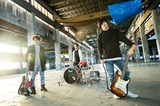 ユビキタス、1/18にリリースする4thミニ・アルバム『ジレンマとカタルシス』より「カタルシス」のMV公開。新アーティスト写真も