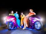 """赤い公園、2/15リリースのニュー・シングル表題曲「闇夜に提灯」が剛力彩芽 主演ドラマ""""レンタルの恋""""主題歌に決定。MV&最新ヴィジュアルも公開"""