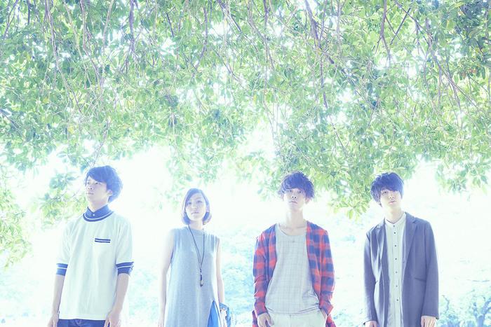 赤色のグリッター、4/5にニュー・ミニ・アルバムのリリース決定。キャリア初となる東名阪ワンマン・ツアーも開催