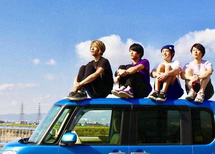 大阪出身4ピース さしすせそズ、3/22に2ndミニ・アルバムのリリース決定。収録曲「WEEKEND」MV公開