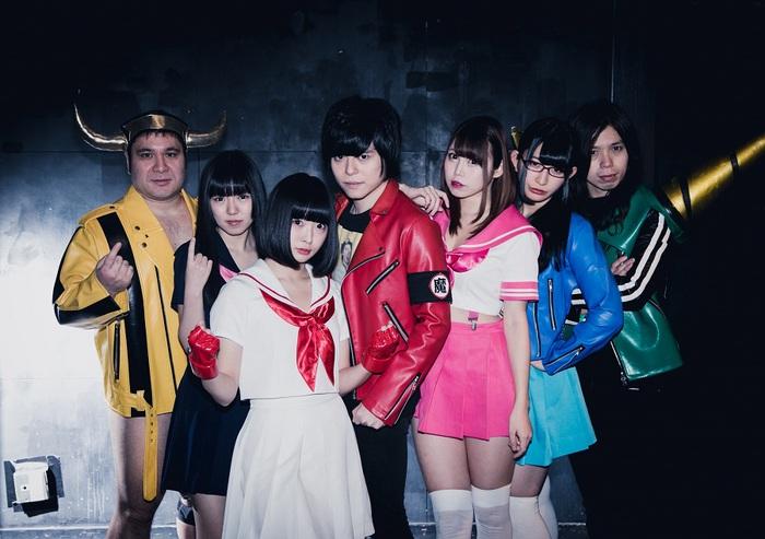 """夏の魔物、ロック・バンド""""THE 夏の魔物""""を結成。新メンバーに麻宮みずほが加入&3/15にシングルのリリースも"""