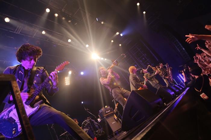 東京スカパラダイスオーケストラ、3/8にニュー・アルバムのリリース決定。Ken Yokoyamaとのコラボ新曲も収録