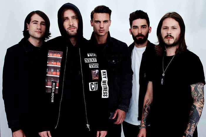 今UKで最もホットなライヴ・バンド YOU ME AT SIX、ニュー・アルバム『Night People』より「Swear」のパフォーマンス映像公開