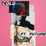 """MAROON 5、アトランタ出身のラッパー""""Future""""を迎えた新曲「Cold」のMV公開"""