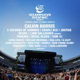 """SUMMER SONIC 2017""、第1弾出演アーティストにLiam Gallagher、PHOENIX、5 SECONDS OF SUMMERら決定"