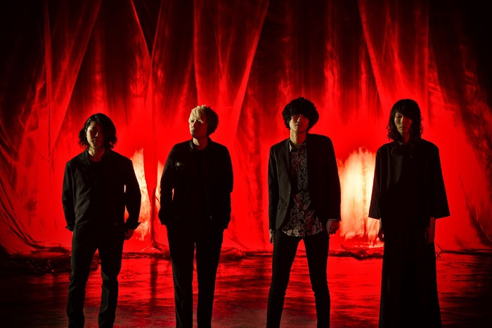 Ivy to Fraudulent Game、4月より開催の全国ツアー第2弾ゲストにHello Sleepwalkers、LAMP IN TERREN、WOMCADOLEら決定