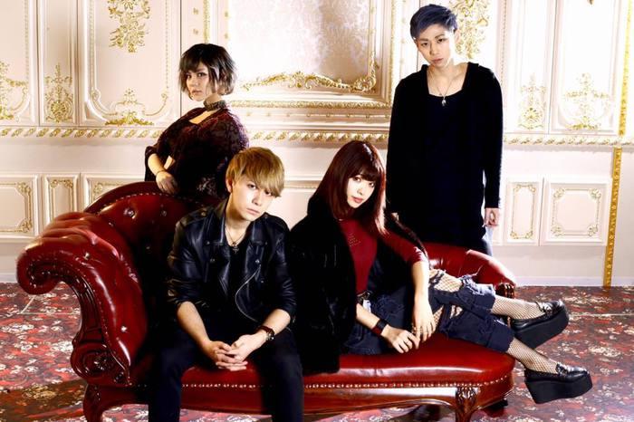 カリスマ18才Vo率いる男女混合ラウド・ポップ・バンド OZ RAM INDIO、5/17に3rdミニ・アルバム『NAKED』リリース決定。全曲トレーラー&新曲「Dahlia」MVも公開