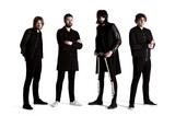 ソニマニで来日するKASABIAN、5/3にニュー・アルバム『For Crying Out Loud』リリース決定