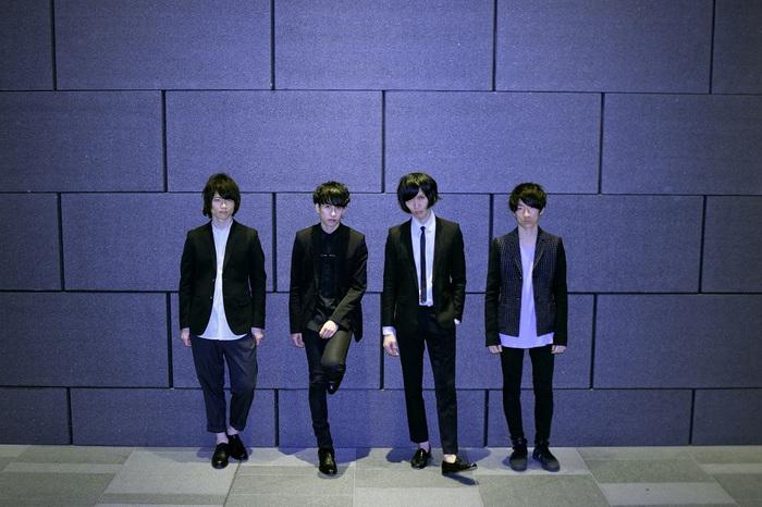 京都の新鋭ロック・バンド LINE wanna be Anchors、新メンバーに香西雄介(Ba)の加入を発表。新アー写も公開