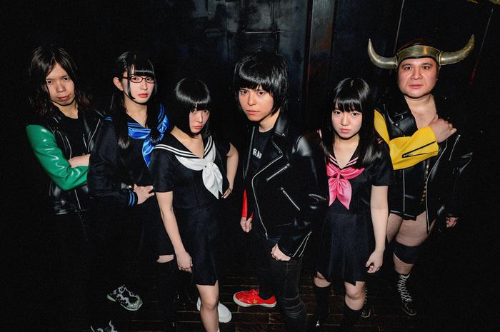 """THE 夏の魔物、東名阪ワンマン・ツアー""""シン・マモノボンバイエ TOUR""""開催決定。2デイズ・ワンマン2日目のライヴ写真も到着"""