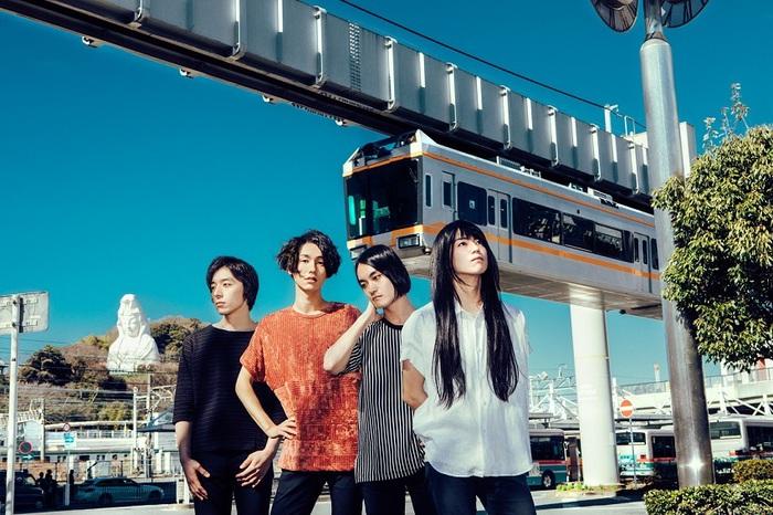 クウチュウ戦、6/14に1st loveアルバム『愛のクウチュウ戦』リリース決定