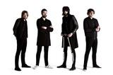 ソニマニで来日するKASABIAN、5/3リリースのニュー・アルバムより2曲のパフォーマンス映像公開