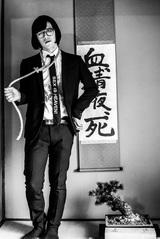 松永天馬(アーバンギャルド)、7/26にソロ・デビュー・アルバム『松永天馬』リリース決定。レコ発ライヴ開催も
