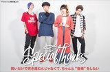 SpecialThanksのインタビュー&動画公開。初の全編日本語詞でMisaki(Vo/Gt)の心境の変化もそのまま反映した、バンドの新章を予感させる3rdフル・アルバムを明日リリース