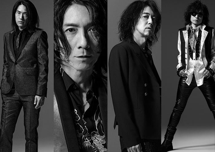 THE YELLOW MONKEY、美輪明宏ナレーションによるデビュー25周年記念アルバムのMV「TYM's hacking movie」公開