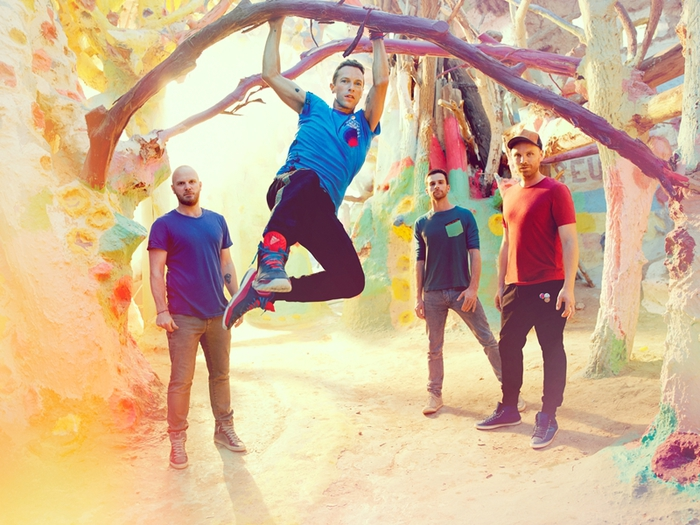 COLDPLAY、ニューEP『Kaleidoscope EP』の詳細発表。新曲「All I Can Think About Is You」のリリック・ビデオも
