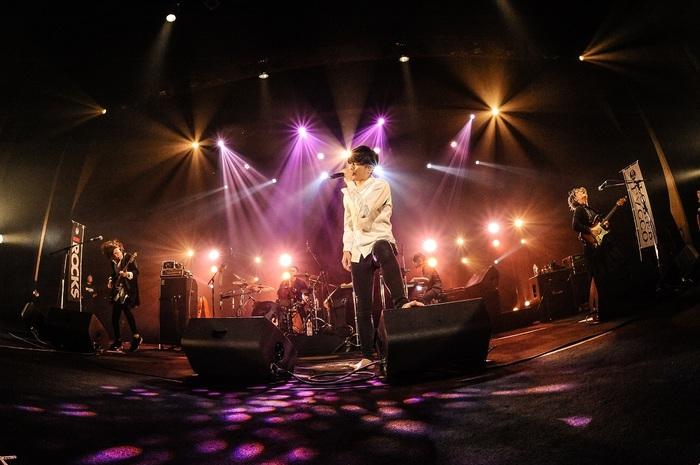 LACCO TOWER、8/23にメジャー3rdアルバム『遥』リリース決定。ワンマン・ツアー開催も