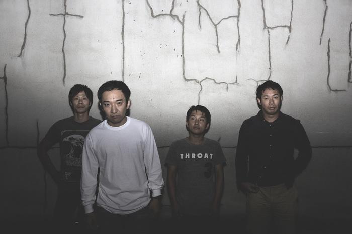 結成15周年を迎えるbacho、8/16にキャリア初となるシングル『陽炎』リリース決定