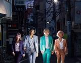 女王蜂、ニュー・アルバム『Q』より7インチ・シングルをカット。8/5よりHMV record shopの3店舗にて先行販売決定
